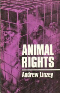book cover - Animal Rights: A Christian Assessment