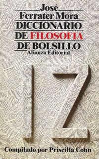 book cover - Diccionario de filosofía de bolsillo (Paperback edition) II